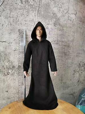 "Custom 1:6th Scale Wizard/'s Robe coat Model For 12/"" Hottoys HT Figure"
