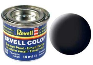 Revell-negro-Matt-ral-9011-14-ml-Dose