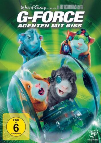 1 von 1 - G-FORCE - Agenten mit Biss (2010) DVD ***NEU***