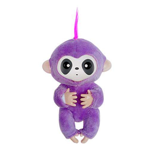 1PC 16CM High-Quality Mini Short Plush Soft Clothes For Lntelligence Baby Monkey