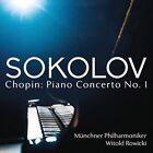 Chopin Piano Concerto No. 1 Audio CD