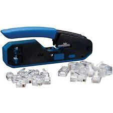 Ideal 33 396 Datavoice Crimp Tool Black