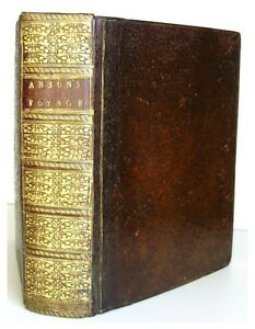 1748-ANSON-VOYAGE-A-SPECIAL-SIGNED-COPY
