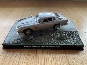 Deagostini Aston Martin Db5 007 James Bond Goldfinger Ebay