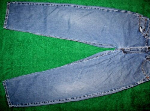33 droite 34 coton jambe 100 34 Levi's X coupe Pantalon jeans 5 bleu 550 droite OapWU