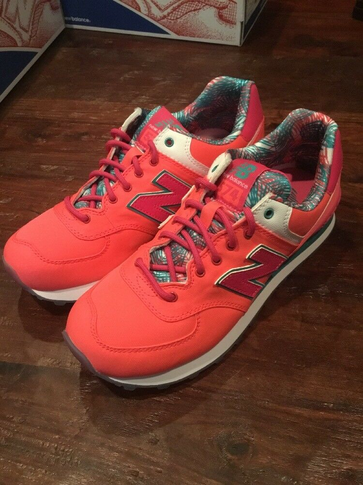 Women's New Balance Shoes Sneakers Size 7 WL574IGP New