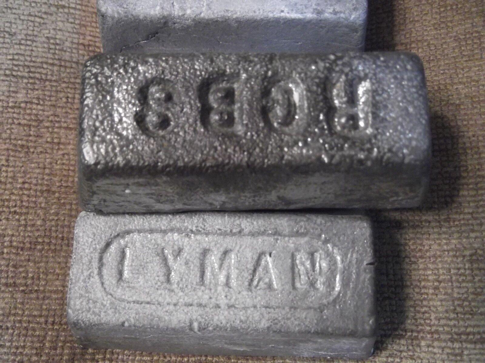 Plomo de fundición de plomo limpio para 50