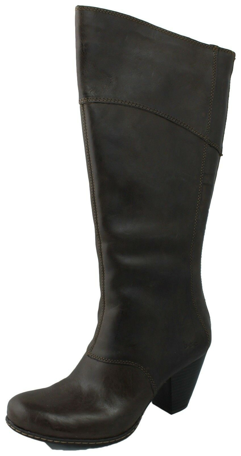 B.O.C. by Born Women's Spanya Chocolate Leather Boots