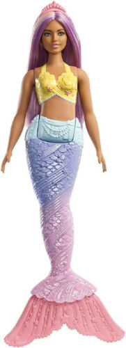 Mattel FXT Barbie Dreamtopia Meerjungfrau Puppe