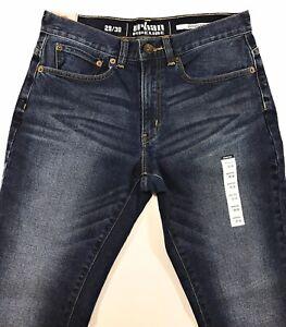 Pipeline 29x30 Bootcut Taille Bleu Urban Wash homme Nwt pour Mélange Jeans Dark Coton wqFtHf