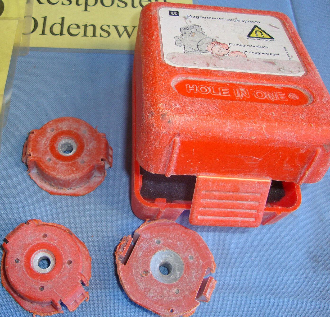 3 Haftmagnete für UP Dose Magnetcentersoge System Haftmagnet Magnet 3393