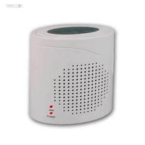 Électronique Chien De Garde Avec 360 ° Radar-capteur Alarme Alarme Aboyer 3 Sons-afficher Le Titre D'origine 17mowdpw-07163908-962833252
