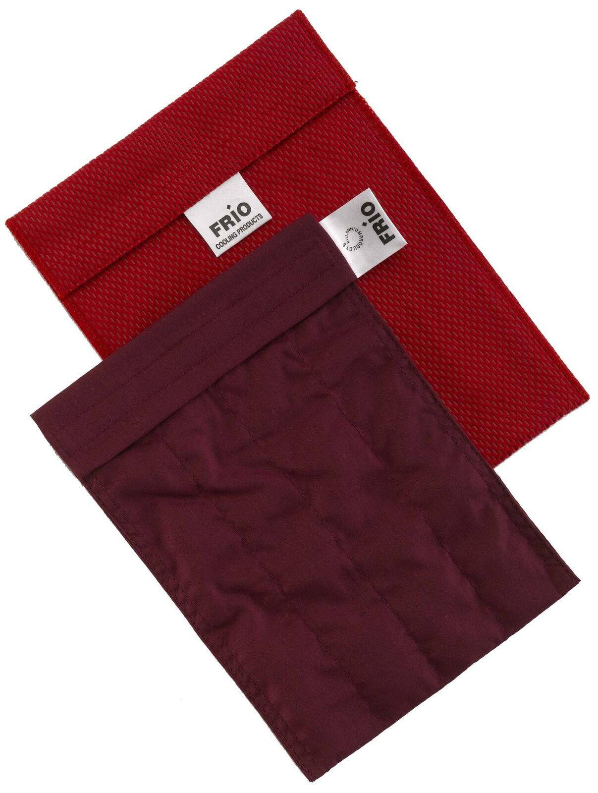 FRIO - Custodia termica per insulina, 14 x 19 cm, colore Rosso (Red)