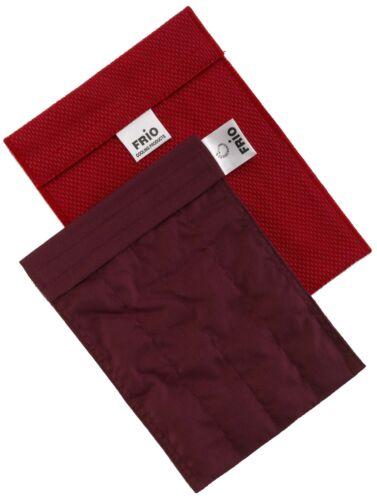 FRIO Custodia termica per insulina Red colore Rosso 14 x 19 cm