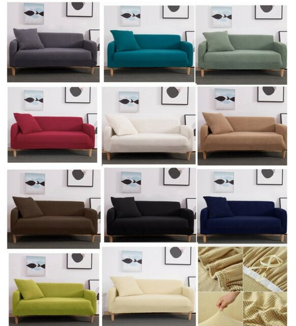 Magnificent Sofa Cover Slipcovers 3 Seat Couch Protector For Furniture Waterproof Home Throw Unemploymentrelief Wooden Chair Designs For Living Room Unemploymentrelieforg