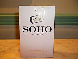 0544a310 Details about Preferred Fragrance New York SOHO Designer Impression Perfume  3.4 oz ~ NIB