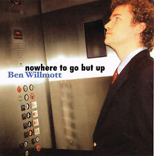 Nowhere To Go But Up - Ben Wilmott, BRAND NEW FACTORY SEALED CD EP (2006, BTW)