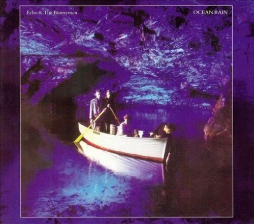 1 of 1 - Ocean Rain (Remastered Expanded Ed.) by Echo & the Bunnymen LIKE NEW DISC