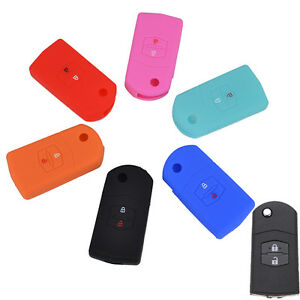 2-BUTTON-FIT-FOR-MAZDA-2-3-5-6-M2-M3-M6-SILICONE-KEY-REMOTE-CASE-COVER-FOB-SHELL