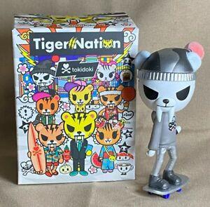 *SK8TR Tokidoki  Skater Tiger Nation Blind Box Series *NEW* with Box