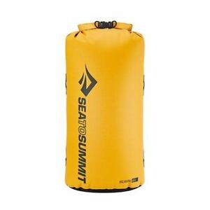 65L YELLOW Sea To Summit Big River Mountaineering Camping Waterproof Dry Bag