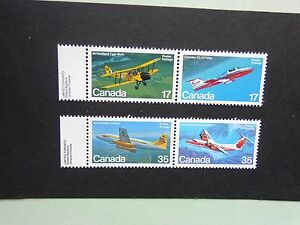 CANADA Canadian Aircraft3rd series 4values2pairs MNH Sg10269 - <span itemprop=availableAtOrFrom>Swadlincote, United Kingdom</span> - CANADA Canadian Aircraft3rd series 4values2pairs MNH Sg10269 - Swadlincote, United Kingdom