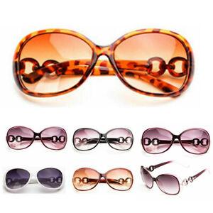 6cfeccdea8f2 Image is loading Retro-Vintage-Style-Women-Eyewear-Oversized-Fashion- Designer-