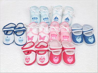 Bebé Primeros Zapatos Botines strickschuhe De Bautizo Zapatillas Pequeñas ENGLAN