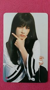 APINK CHORONG #1 Official Photocard 4th PINK BLOSSOM Photo Card CHO RONG 초롱