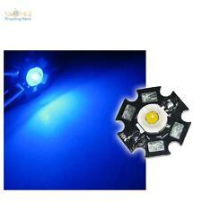 10 x Hochleistungs LED Chip 1W BLAU HIGHPOWER STAR LEDs
