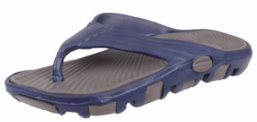 Mens Pool Beach Summer Sports Toe Post Slippers Flip Flops Sandals 6 7 8 9 10 11