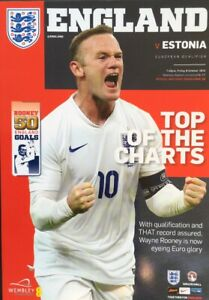 ENGLAND-V-ESTONIA-EUROPEAN-QUALIFIER-2015