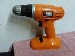 "Genuine OEM Black /& Decker 18V ~ GC1800 3//8/"" Drill Driver ~ Bare Tool Only"