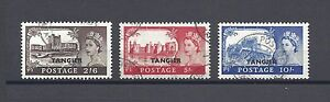 Morocco Agencies 1955 SG 310/12 USED Cat £55