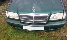 Mercedes CDI 220 W202 1999 5sp Diesel Motor O/S Derecho ruptura Para Repuestos N/S