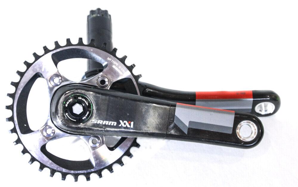 SRAM XX1 BB30   PF30 11 Speed Carbon Mountain Bike Crankset 36T 175mm NEW