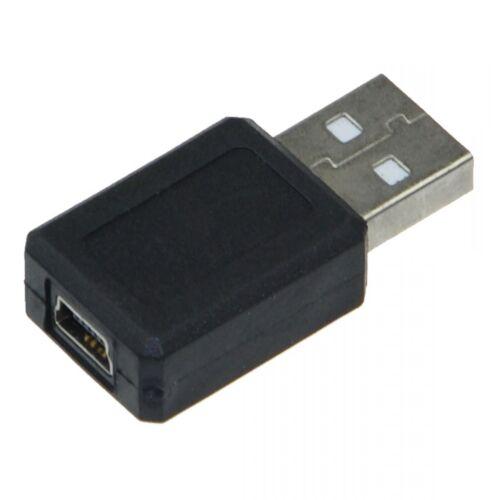 USB A Male to Mini USB B 5 Pin Female Adapter Converter F//M