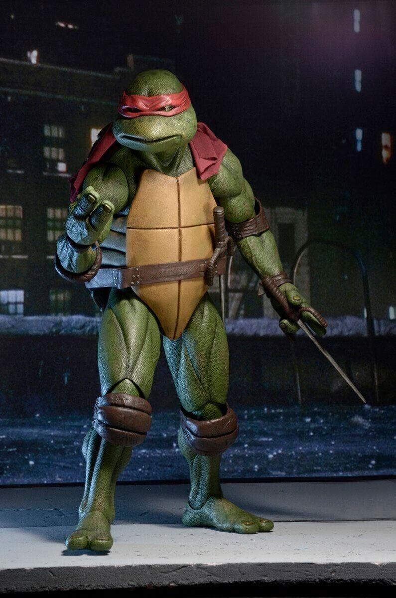 Teenage Mutant Ninja Turtles Raphael Tmnt 1 4 Neca 45 Cm