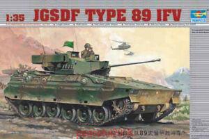 Trumpeter-1-35-00325-JGSDF-Type-89-IFV