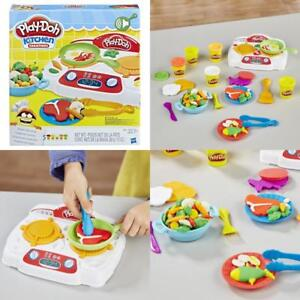 Play-Doh Kitchen Creations Magical Oven FREE Additional Pack of 4 Play Classic Colors Doh