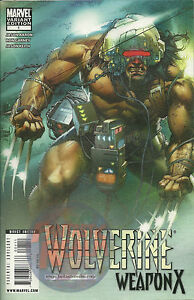 WOLVERINE-WEAPON-X-1-VARIANT-amp-STANDARD-ISSUE-MARVEL-COMICS
