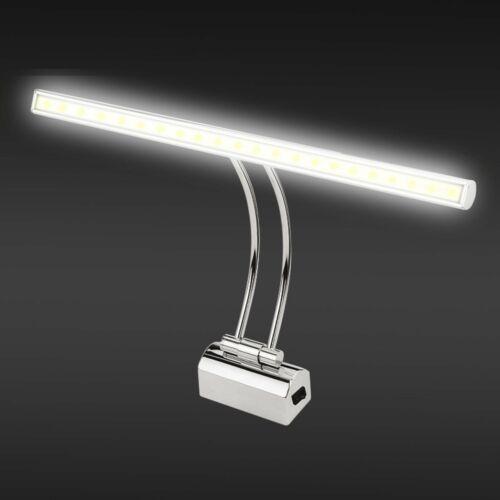 LED Badezimmer PELIKAN Beleuchtung Bad Spiegel-Leuchte Schminklicht mit Schalter