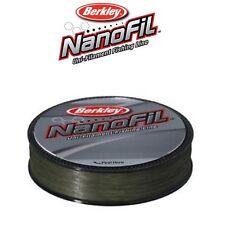 Berkley Nanofil 300yd Lo-Vis FISHING Line 10 lb 300 yds 10LB GREEN CNF30010-22