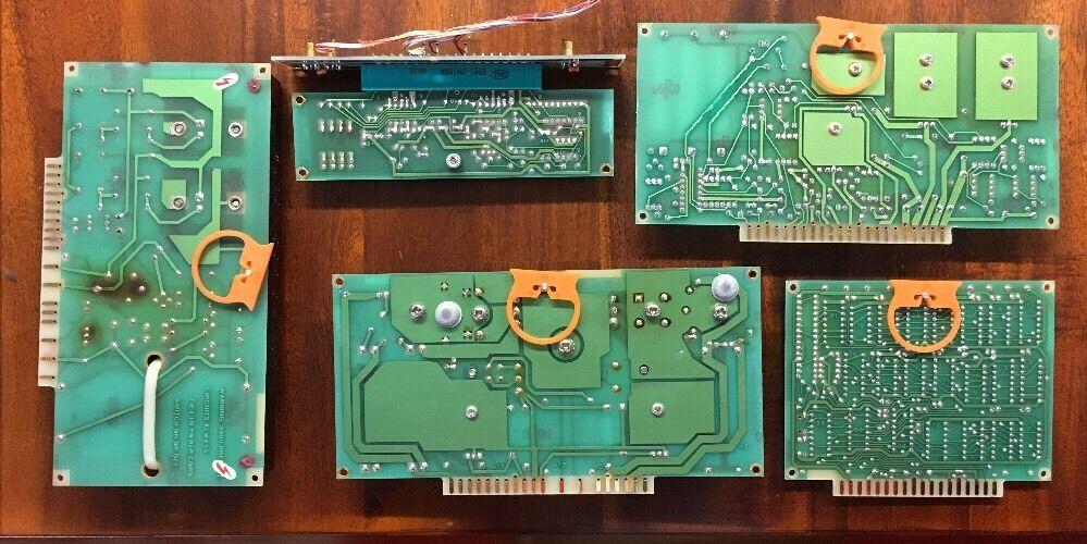 Contador de de de frecuencia de microondas HP 5343A (tarjetas de alimentación seleccionados) Precio por tarjeta 11c347