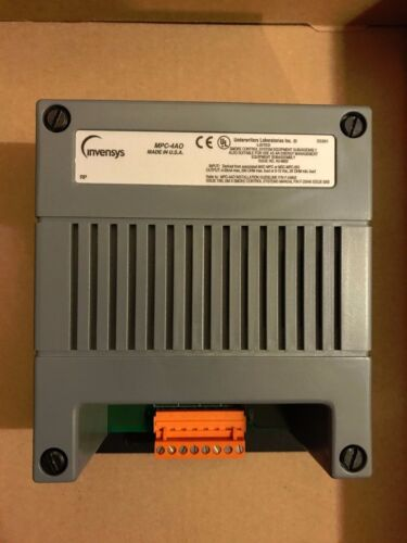 Details about  /INVENSYS MPC-4AO MULTI-PURPOSE CONTROLLER