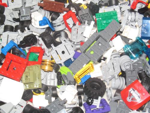Lego ® Gros lot Vrac 100g Pièce Part Spéciale Vehicule Mix Modèle /& Couleur NEW