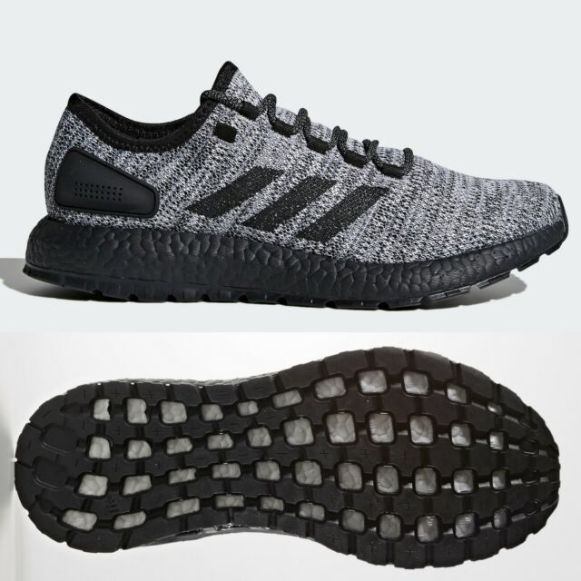 948fc4b16ef ... where can i buy adidas pureboost all terrain mens oreo black running  shoes cg2989 pure boost