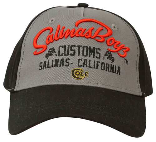 Salinas Boys Camionista Cappellino Da Baseball Misura Adulto Official Merchandise