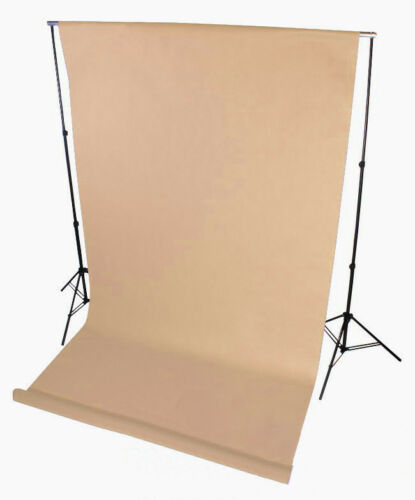 Photo Studio Background Backdrops BACKDROP 1.6m x 20m with tube MANY COLORS
