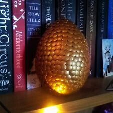 Gold Dragon Egg-Harry Potter-Game Of Thrones-Cosplay-Christmas-Stocking Filler